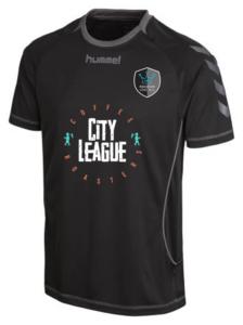 Brooklyn City City League black Jersey